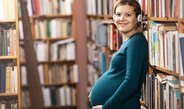 Pregnant women respond to music with stronger physiological changes in blood pressure.