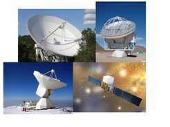 <p>Observation quartet: Telescopes utilized for the data acquisition in the radio and y-ray regime were Effelsberg, APEX, Fermi and IRAM.</p> <p> </p>
