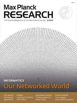 MaxPlanckResearch 2/2014: Our Networked World