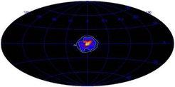INTEGRAL-Kartographierung des Annihilationsstrahlung von Positronen in der Galaxis.