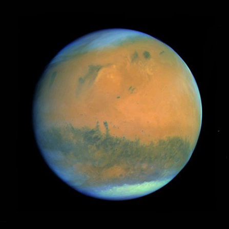 <strong>Spectacular images of Mars</strong>