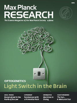 MaxPlanckResearch 4/2014: Optogenetics