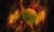 Sie gehören zu den exotischsten Objekten im All: Neutronensterne. Unvorstellbar dicht und nur 20 Kilometer groß, rotieren sie rasend schnell um ihre A
