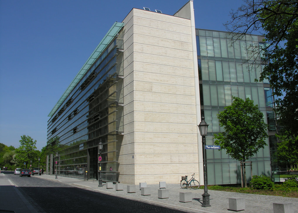 Max Planck Institute for Intellectual Property and Competition Law