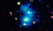 Quasar quartet puzzles scientists