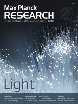 MaxPlanckResearch 2/2015: Light