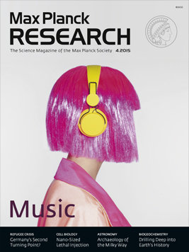 MaxPlanckResearch 4/2015: Music